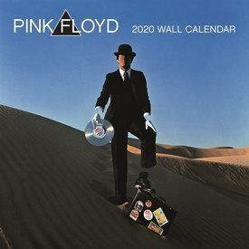 Pyramid Pink Floyd Kalender 2020