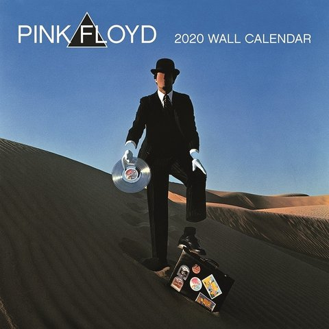 Pink Floyd Kalender 2020