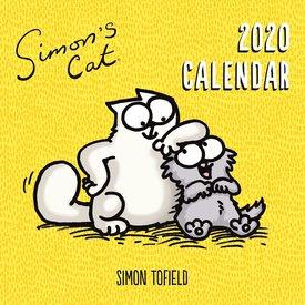 Portico Designs Simons Katze Kalender 2020