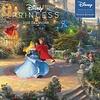 Thomas Kinkade Collectible Print Disney Princess Kalender 2020