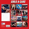 Vrouwen - Girls & Cars Kalender 2020