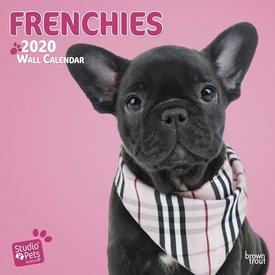 Studio Pets By Myrna Franse Bulldog Kalender 2020