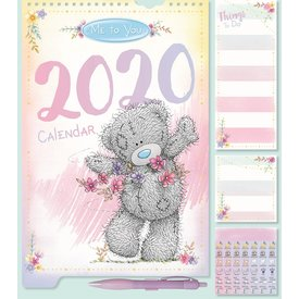 Carte Blanche Me to You Household Planner 2020
