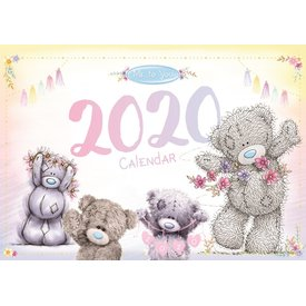 Carte Blanche Me to You A4 Familieplanner 2020