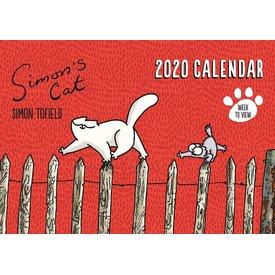 Portico Designs Simons Cat A4 Familienplaner 2020