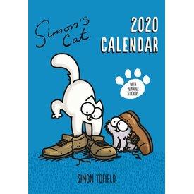 Portico Designs Simons Katze A3 Kalender 2020