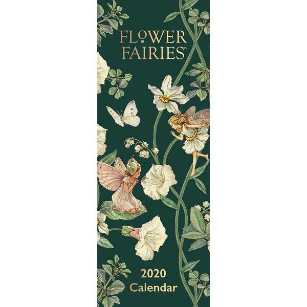 Portico Designs Feeën - Flower Fairies Slimline Kalender 2020
