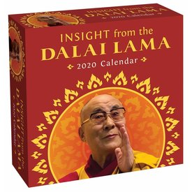 Andrews McMeel Dalai Lama Page-A-Day Scheurkalender 2020