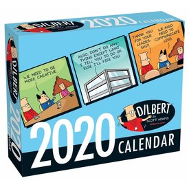 Andrews McMeel Dilbert Page-A-Day Scheurkalender 2020