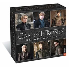 Andrews McMeel Game of Thrones Day-to-Day Boxed Scheurkalender 2020