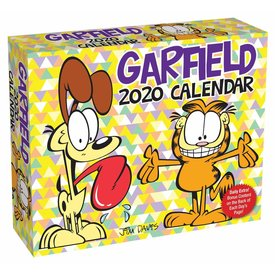 Andrews McMeel Garfield Page-A-Day Scheurkalender 2020