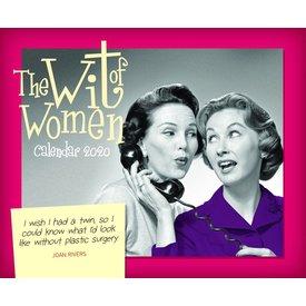 Carousel Wit of Women Boxed Abreisskalender 2020