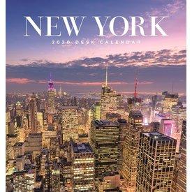 Carousel New York Easel Deskkalender 2020