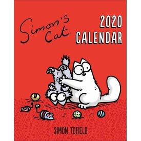 Portico Designs Simons Cat Tischkalender 2020