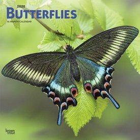 Browntrout Vlinder Kalender 2020