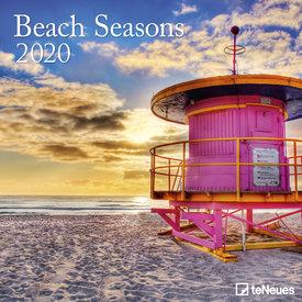 teNeues Strand - Beach Seasons Kalender 2020