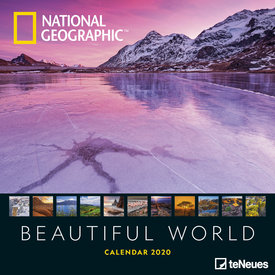 teNeues Beautiful World NG Kalender 2020