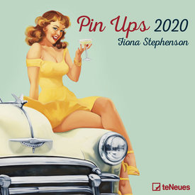 teNeues Pin Ups Kalender 2020
