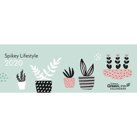 teNeues Spikey Lifestyle Tischkalender 2020