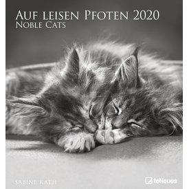 teNeues Auf Leisen Pfoten 45x48 Kalender 2020