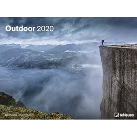 teNeues Outdoor Plakatkalender 2020