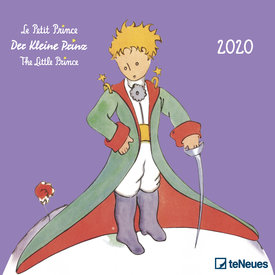 teNeues Der Kleine Prinz Kalender 2020