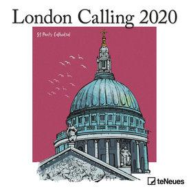 teNeues London Calling Kalender 2020