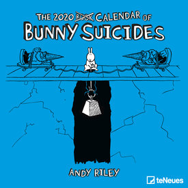 teNeues Bunny Suicides Kalender 2020