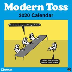 teNeues Modern Toss Kalender 2020