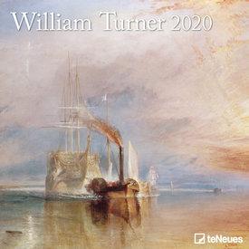 teNeues William Turner Kalender 2020