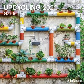 teNeues UPCYCLING - Gardening Kalender 2020
