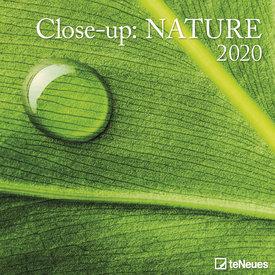 teNeues Close Up: Nature Kalender 2020