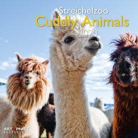 teNeues Cuddly Animals Kalender 2020