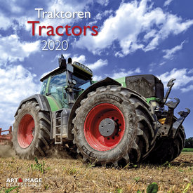 teNeues Traktoren - Tractors Kalender 2020