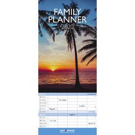 teNeues Dream Destinations Familieplanner 2020