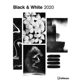 teNeues Black & White Posterkalender 2020