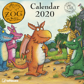teNeues Zog Mini Kalender 2020