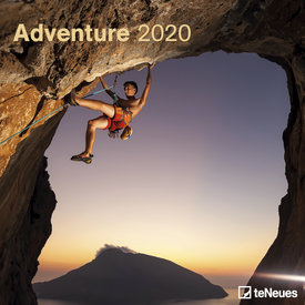 teNeues Adventure Kalender 2020