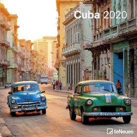 teNeues Cuba Kalender 2020