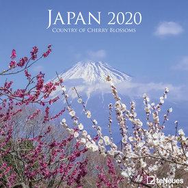 teNeues Japan Kalender 2020
