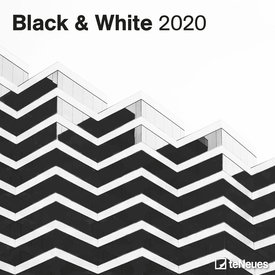 teNeues Black & White Kalender 2020