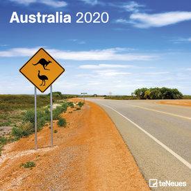 teNeues Australien - Australien Kalender 2020
