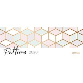 teNeues Patterns Tischquerkalender 2020
