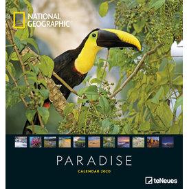 teNeues Paradise 45x48 NG Kalender 2020