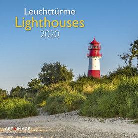 teNeues Vuurtoren - Lighthouses Kalender 2020