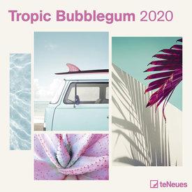 teNeues Tropic Bubblegum Kalender 2020