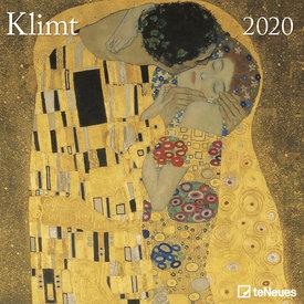 teNeues Gustav Klimt Kalender 2020
