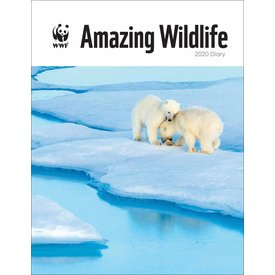 Carousel Amazing Wildlife WWF Agenda 2020 A5