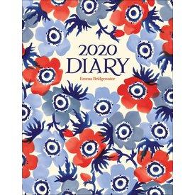 Carousel Emma Bridgewater Blumen Agenda 2020