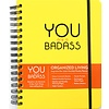 You are a Badass 2019-2020 Monthly/Weekly Planner Agenda